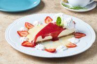 Cheesecake de Frambuesa (molde 10 porciones)