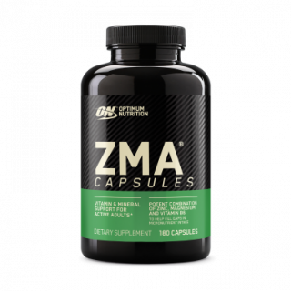 Zma 180 Caps - Optimum Nutrition