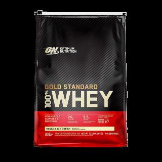 Gold Standard 100% Whey 10 Lb - Optimum Nutrition