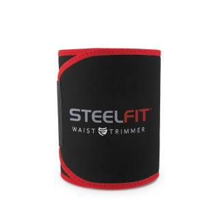 Waist Trimmer Red&Black -Steel Fit
