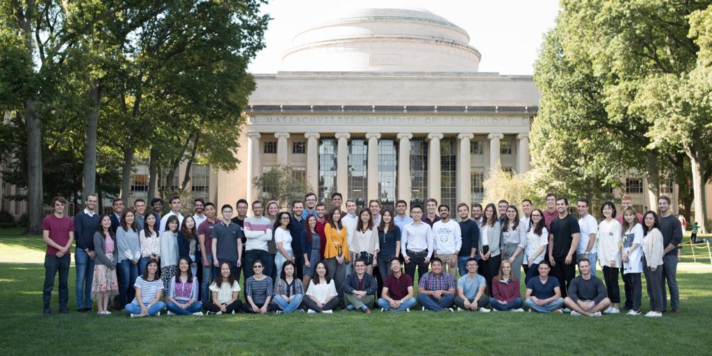 Official Start Of Fall 2020.Mban Class Of 2020 Mit Sloan School Of Management