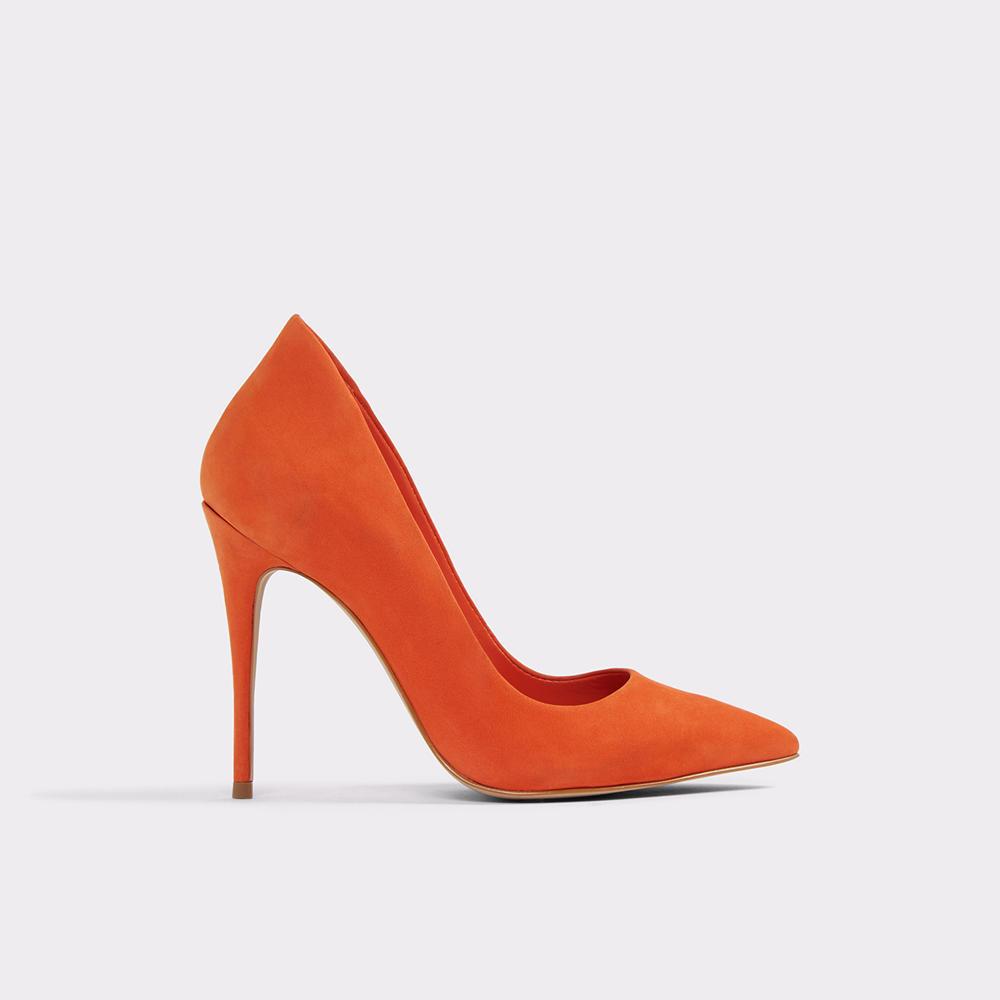 qualité soldes prix incroyable Escarpins Orange Aldo – Mitsou Magazine