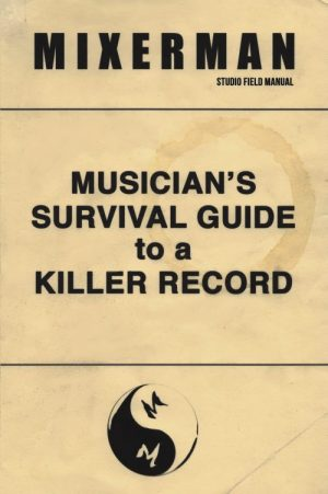Musician's Survival Guide – Table of Contents
