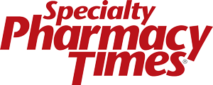 Specialty Pharmacy Times logo knockout