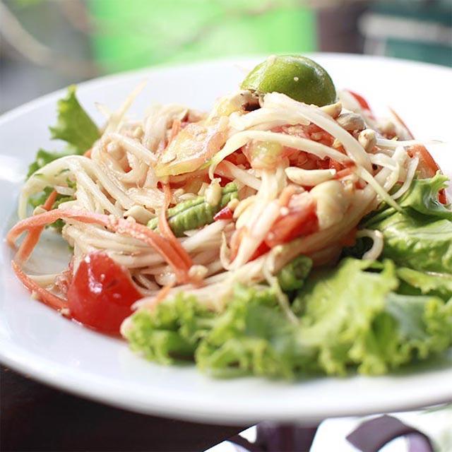 Thai Vegetarian And Vegan Food