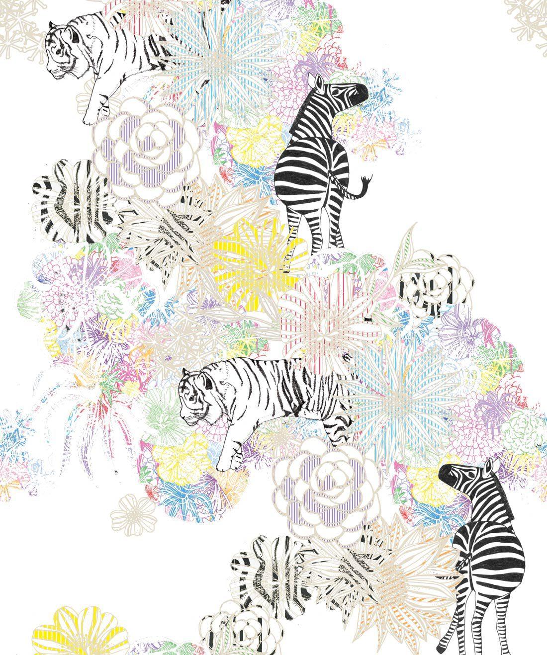 Tigers & Zebras