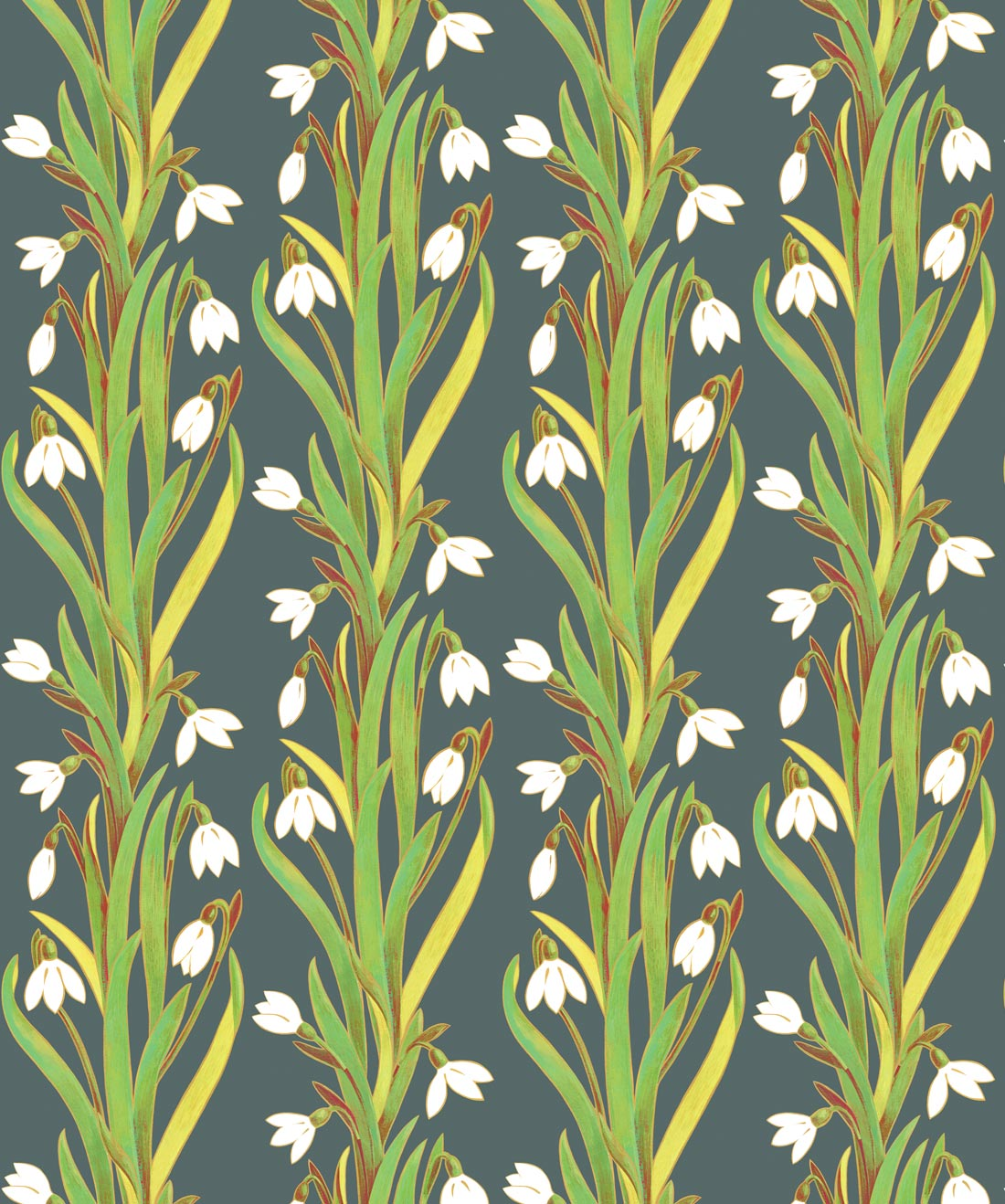 Snow Drop Wallpaper