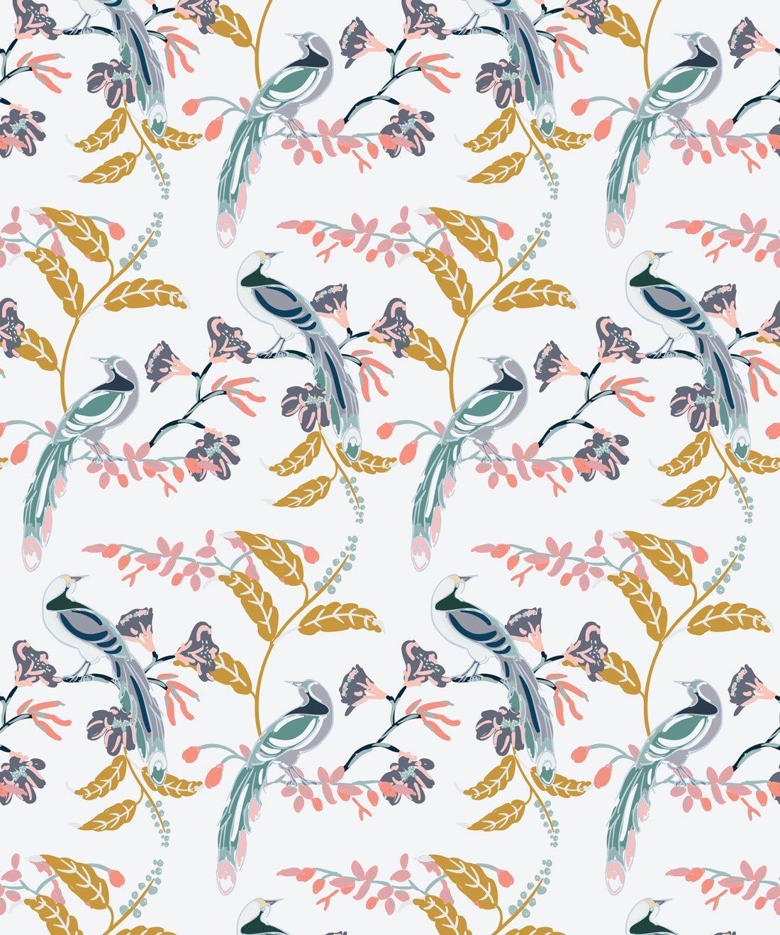 Birds Of Paradise Tropical