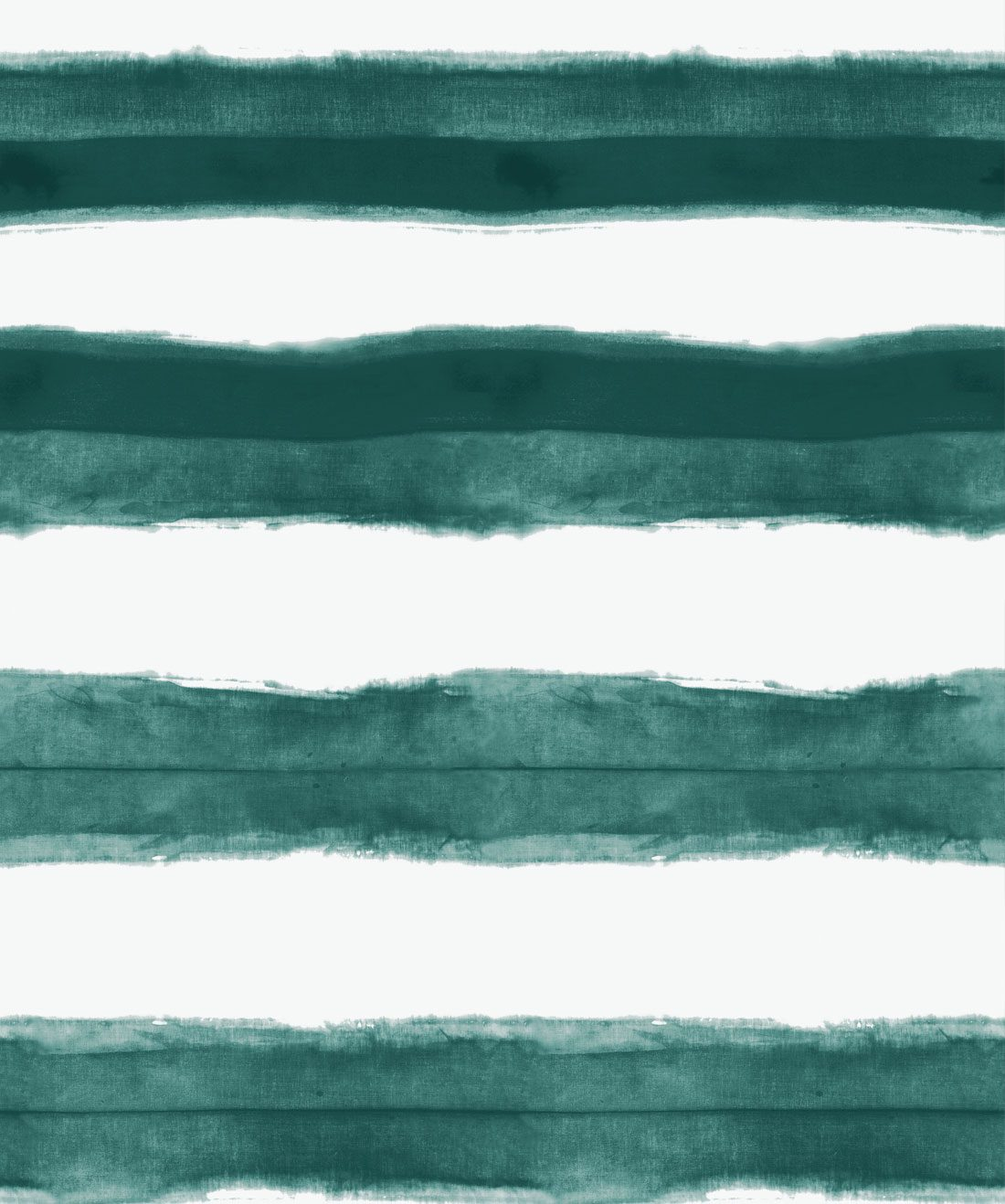Shibori Stripe Ocean Wallpaper