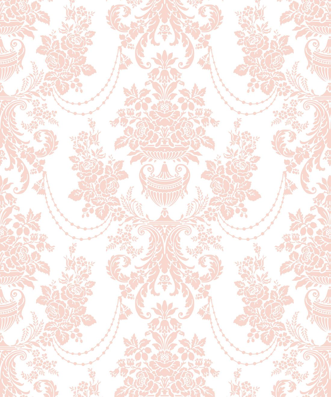Imperial Wallpaper First Blush