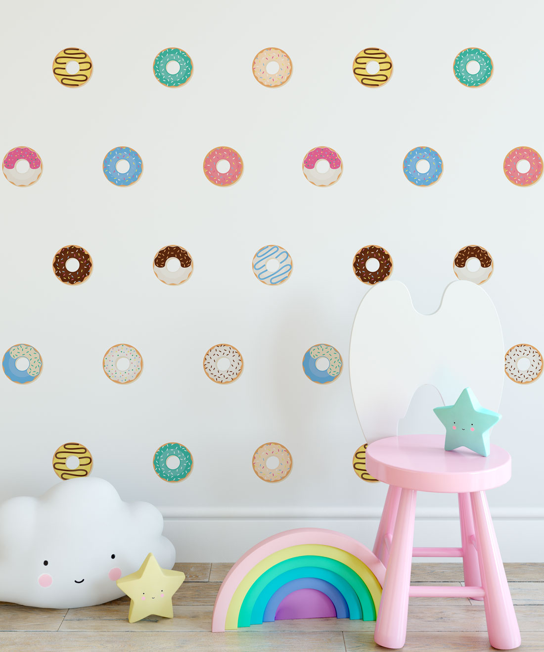 Donuts Wallpaper