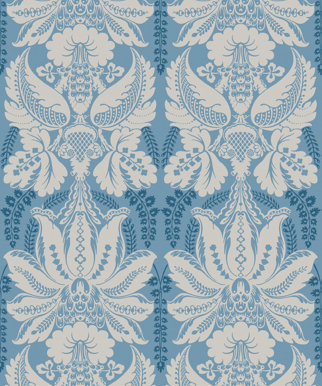 Windsor Wallpaper Wedgewood