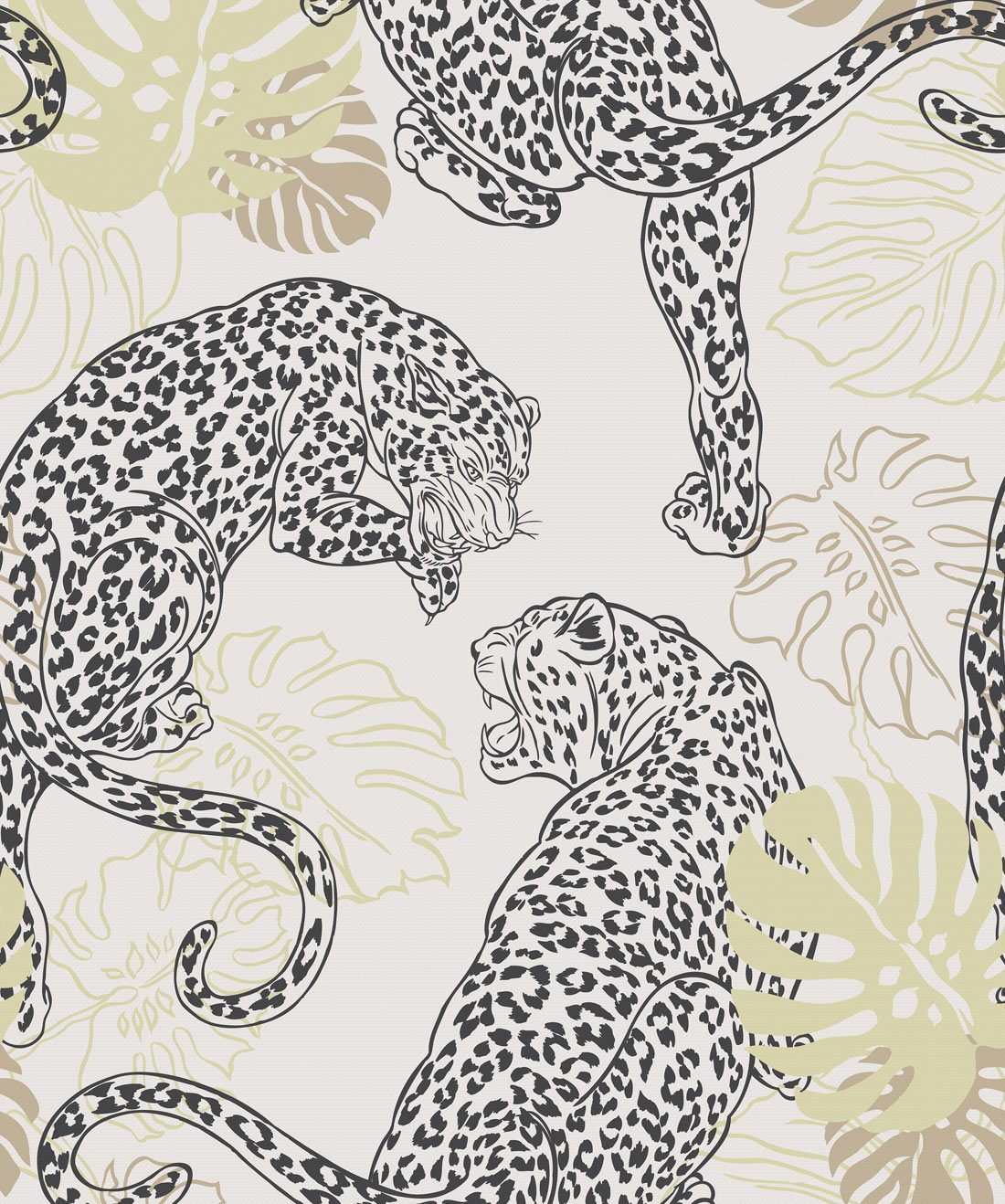 Leopard Jungle