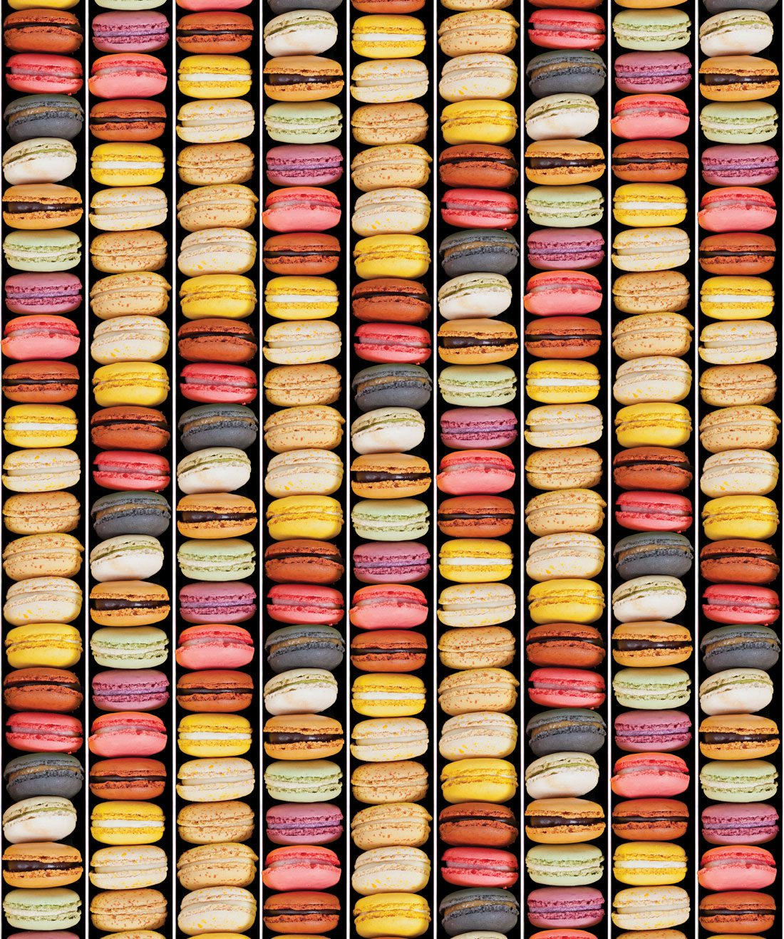 Macarons Wallpaper