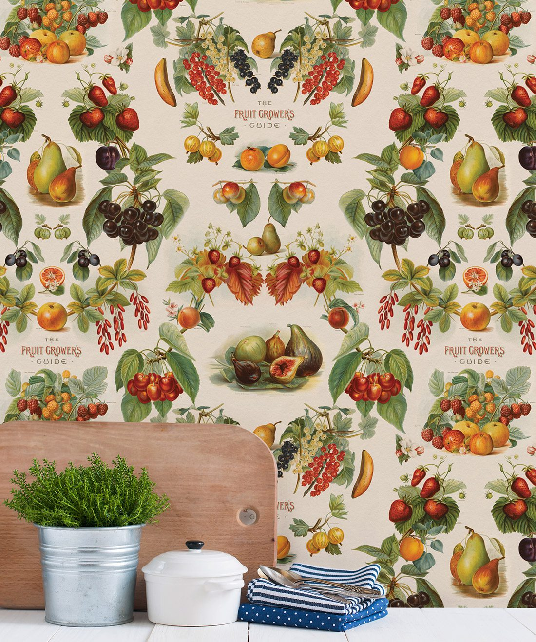 Fruit Growers Guide Wallpaper