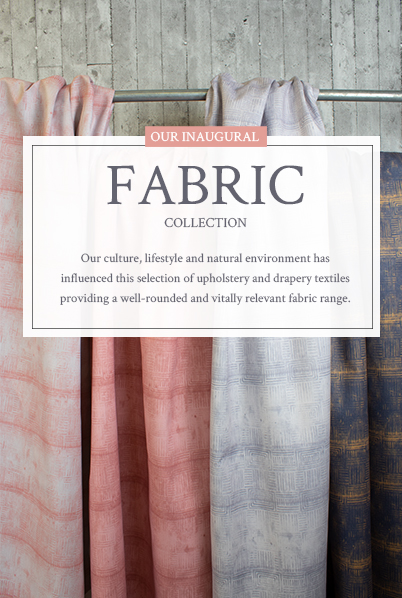 Our First Fabric Collection