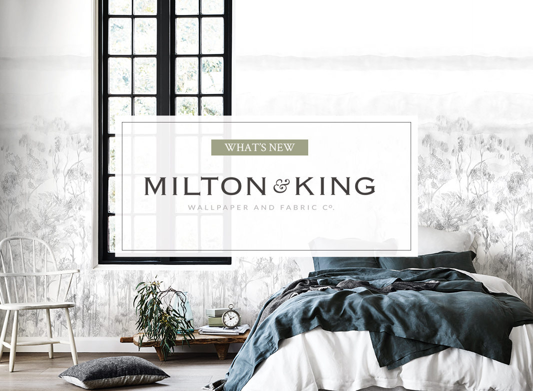 What's New at Milton & King