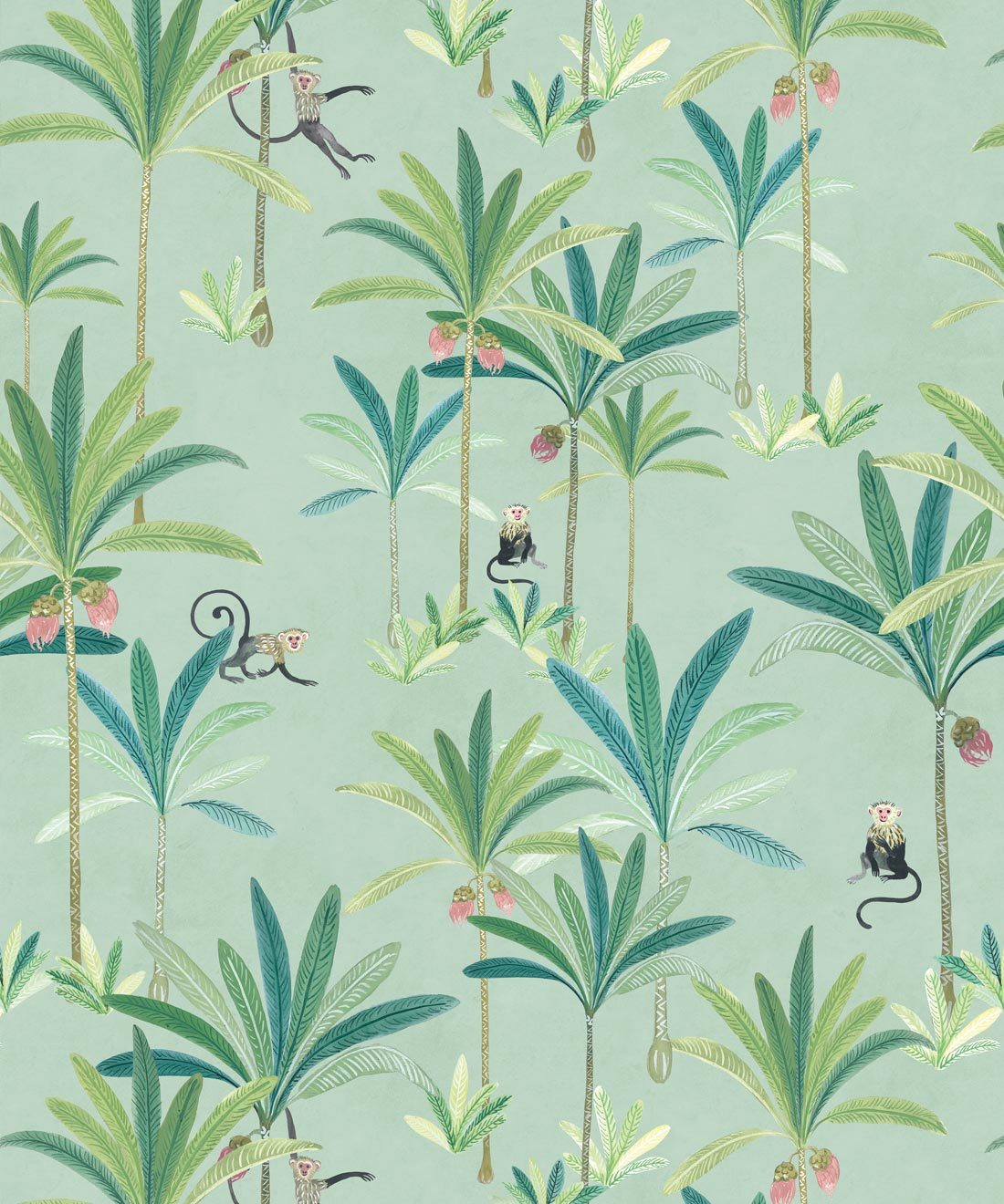 Monkey Palms Sea Spray