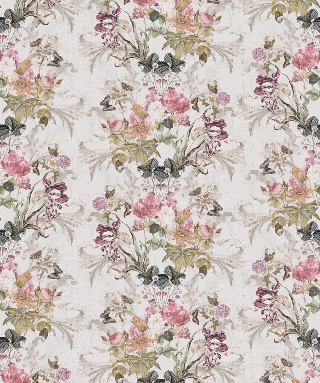 Efflorescence Romantic Self Adhesive Wallpaper Milton King Aus