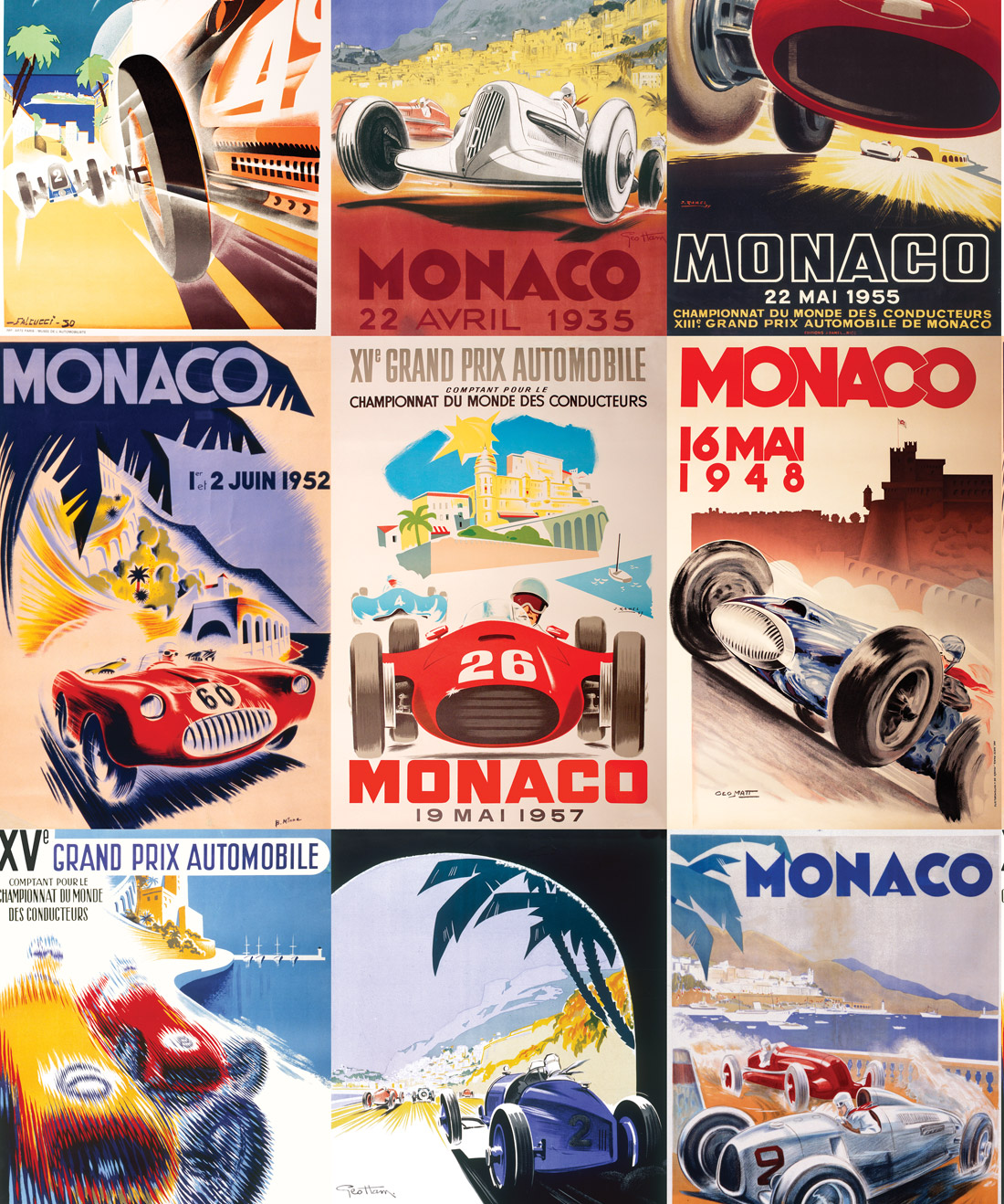 Circuit de Monaco Wallpaper