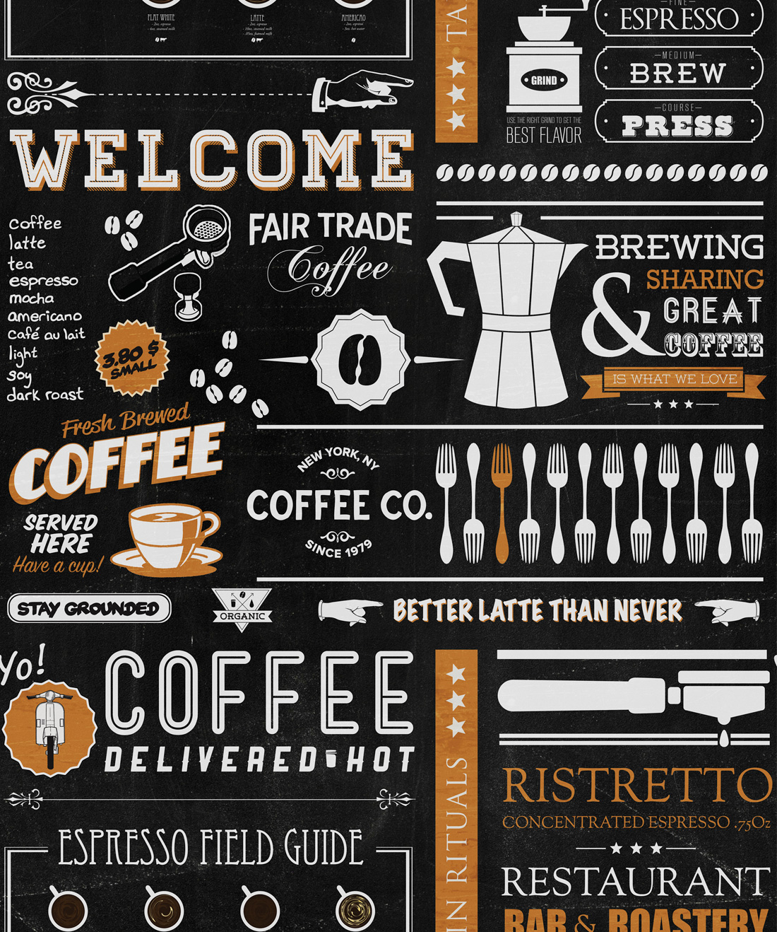 Yo Coffee Wallpaper