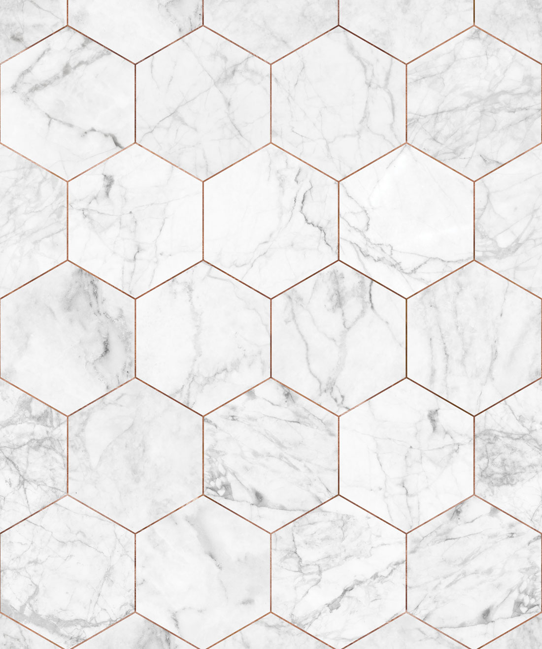 Marble copper tiles wallpaper crisp marble tiles milton king aus - American tin tiles wallpaper ...
