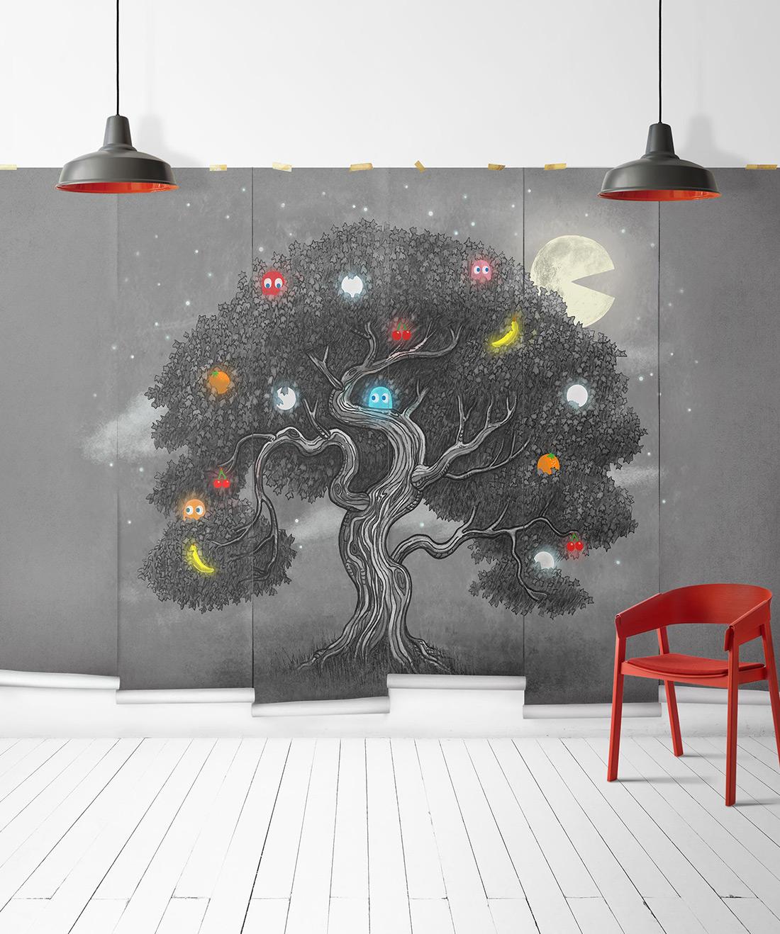 Midnight Snack Mural