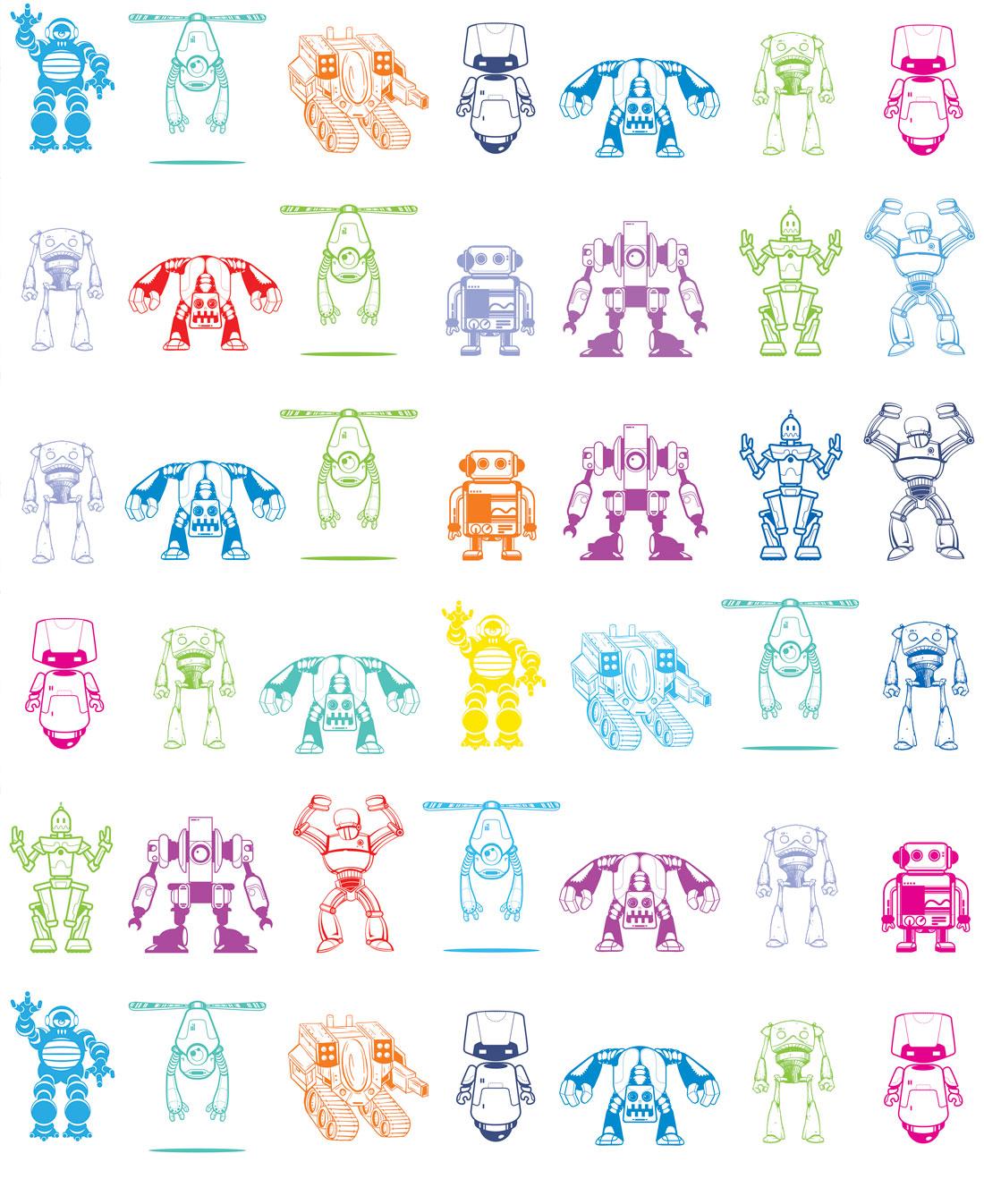 Robots Wallpaper