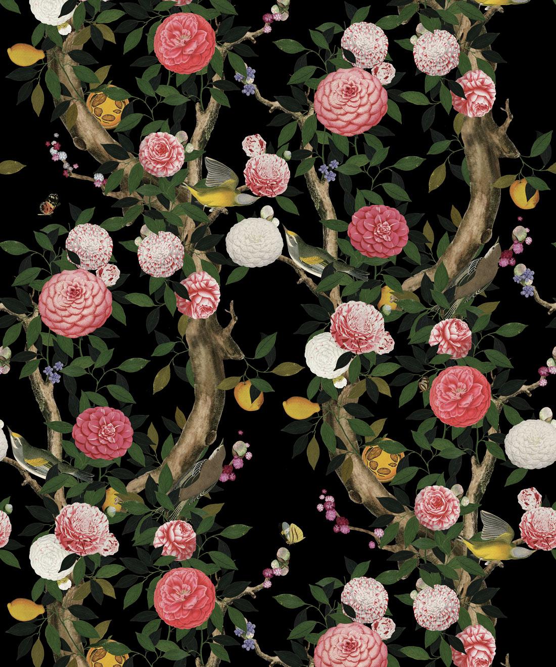 Garden Bloom Wallpaper