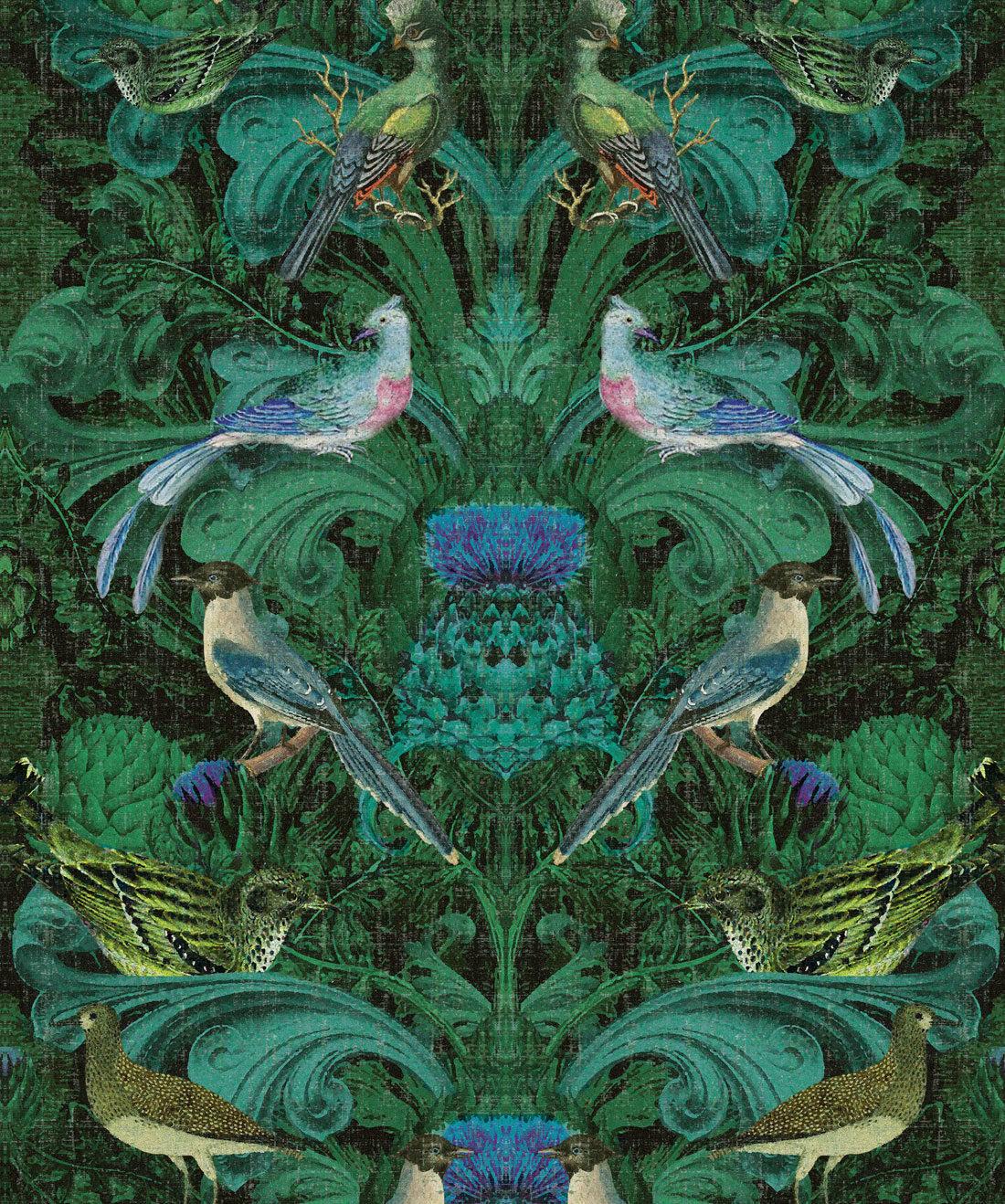 Simcox - Birdlife Wallpaper