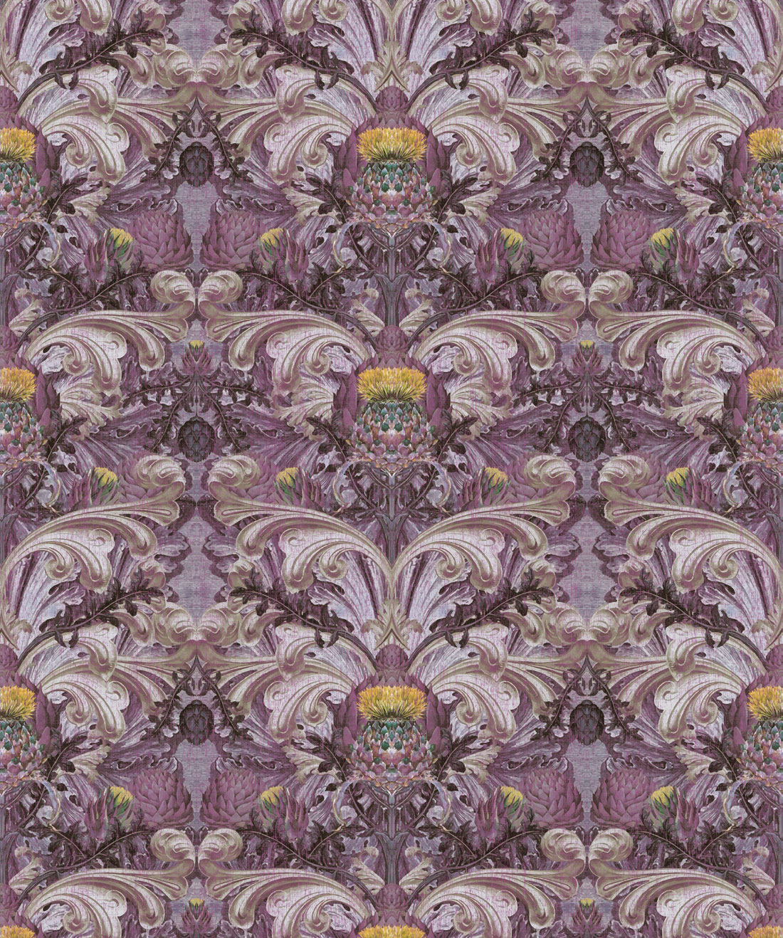 Simcox - Thistle Wallpaper
