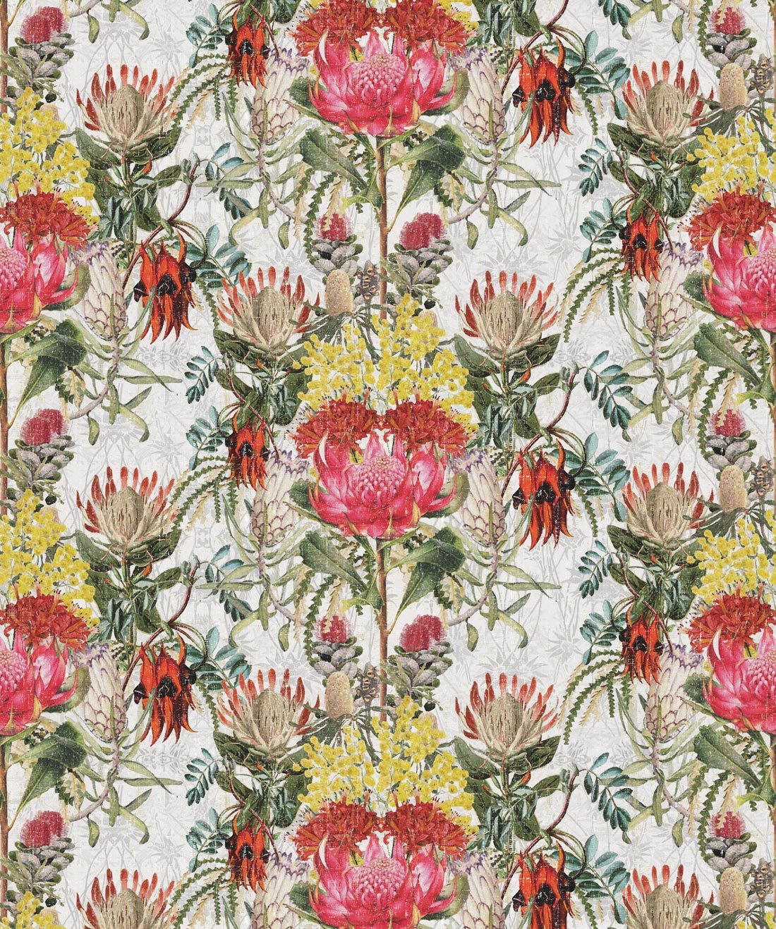 Simcox Wildflowers Wallpaper
