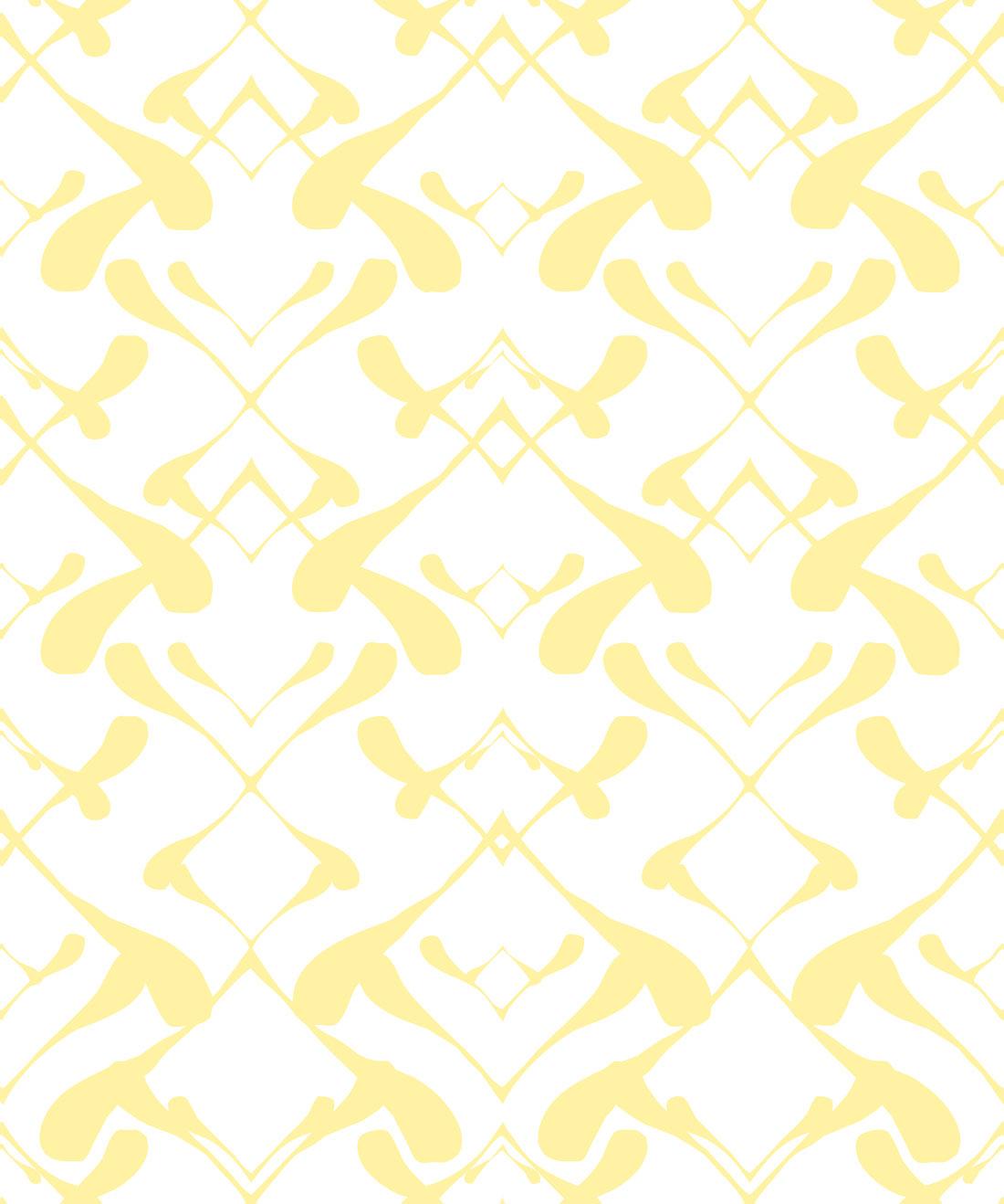 Paper Flock Limoncello Wallpaper