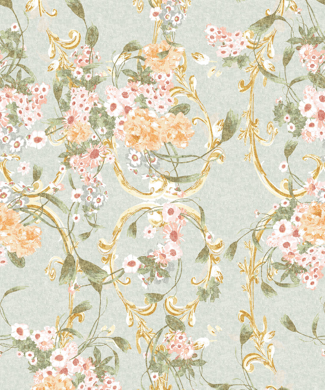 Sixhands Dashwood Wallpaper