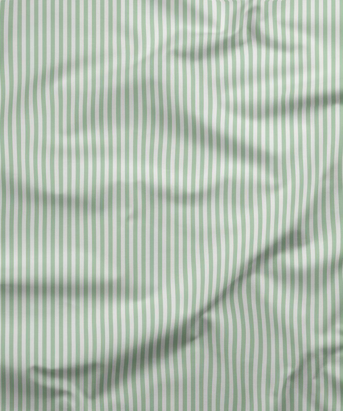Candy Stripe Sea Spray Fabric
