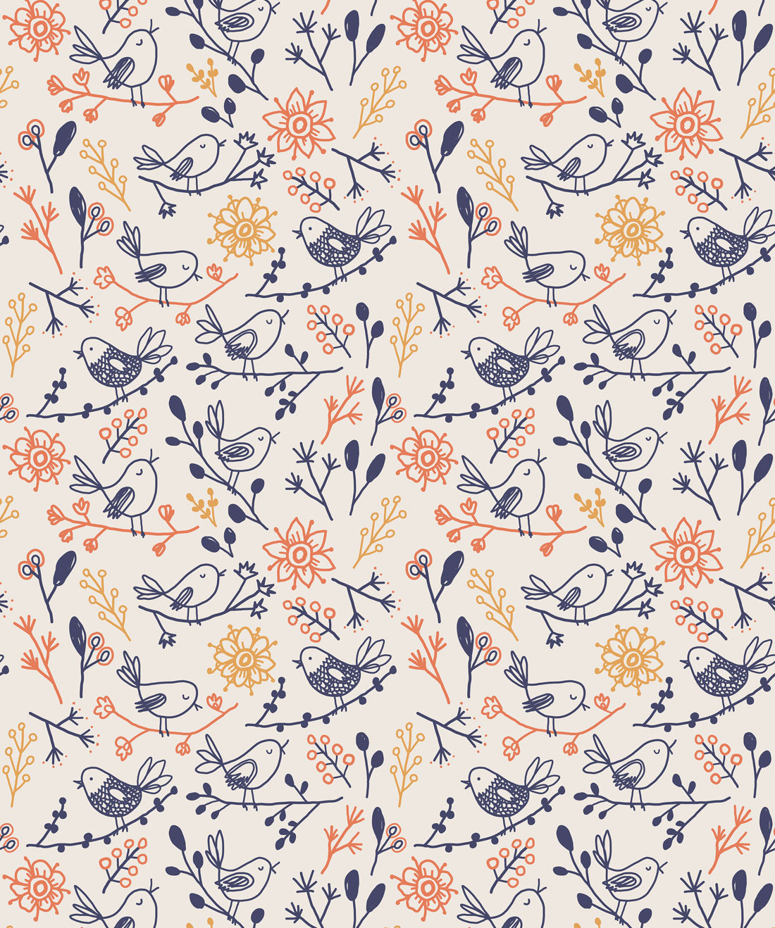 Wawani Birds Wallpaper