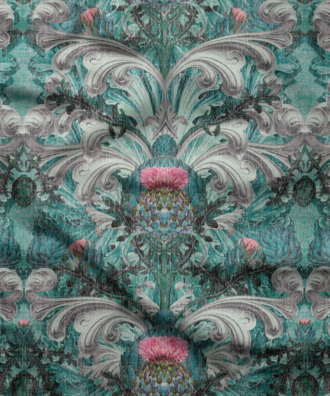 Thistle Turquoise