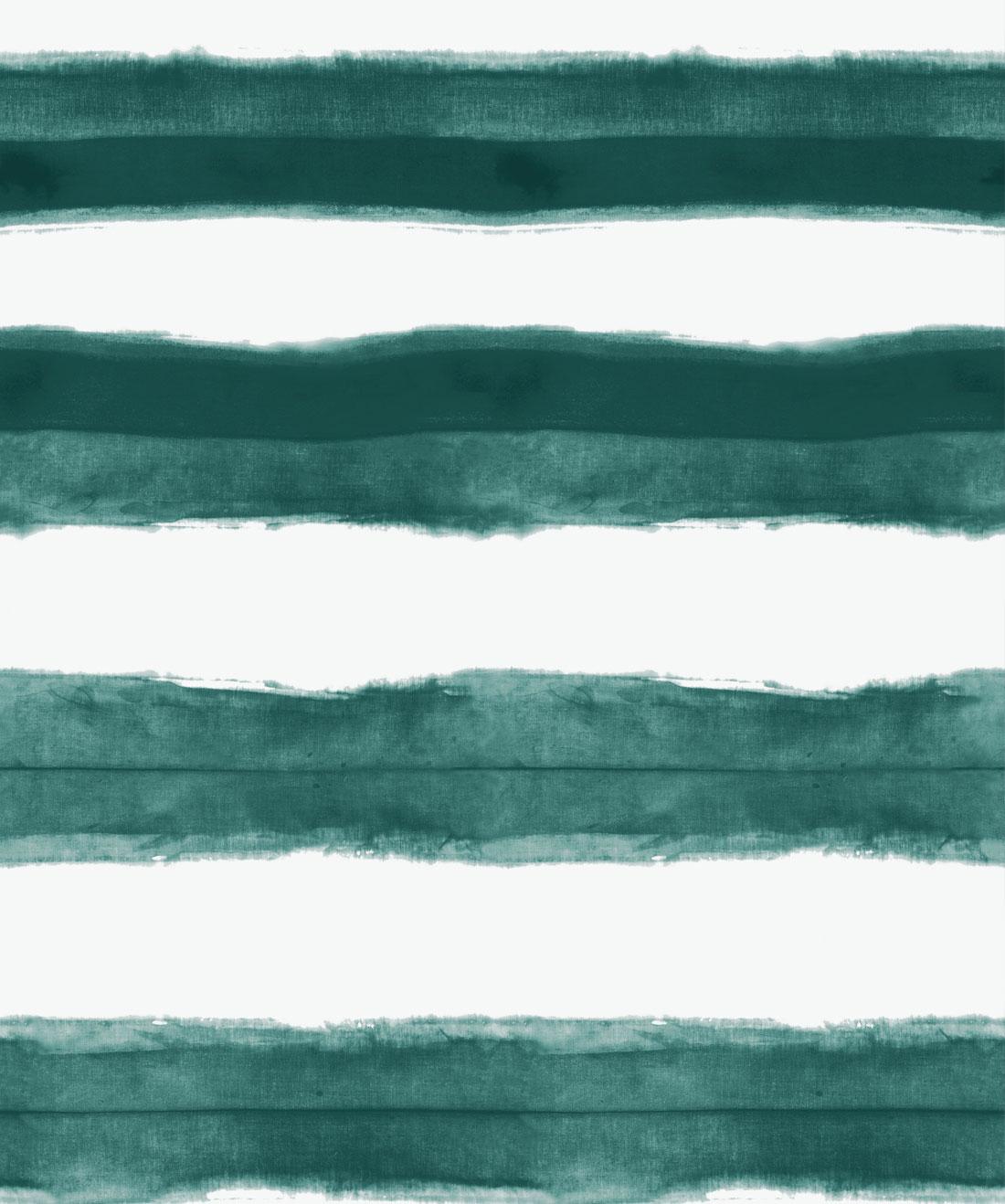 Shibori Stripe Ocean