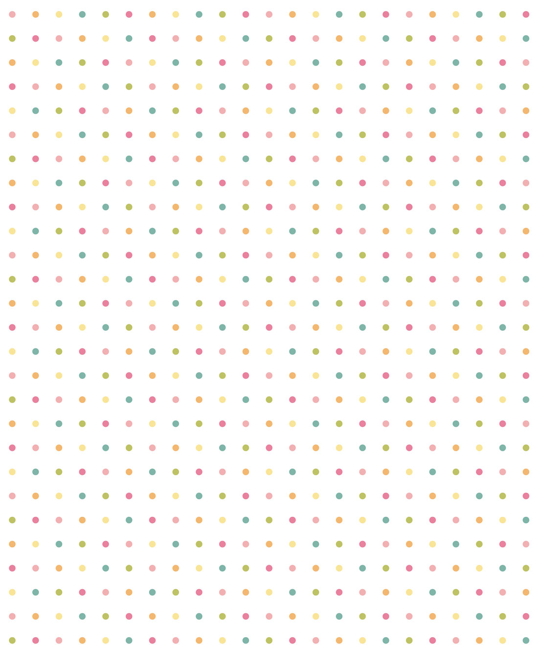 Candy Spots Wallpaper