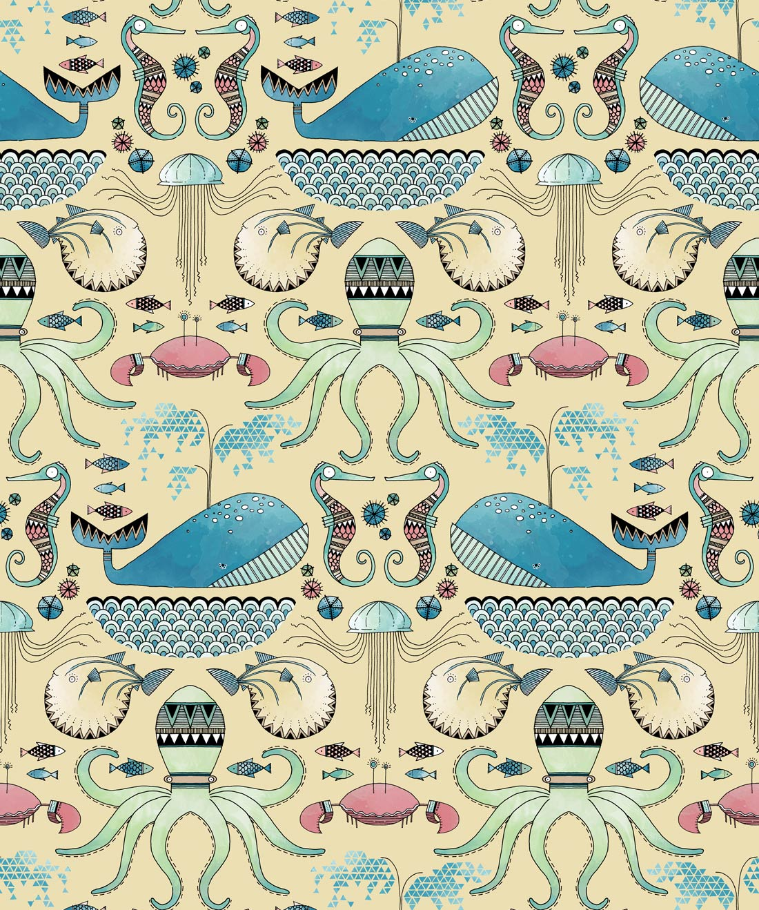 Under The Sea Wallpaper