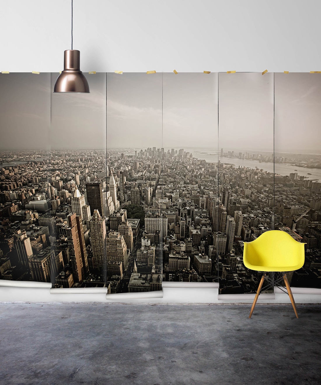 New York City Exclusive Wallpaper Murals Milton King