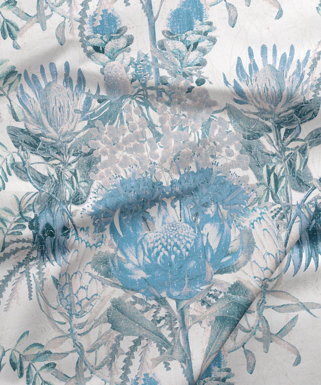 Wild Flowers Fabric