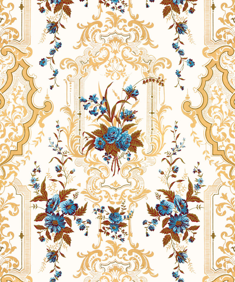 Chevallier Wallpaper •Milton & King UK