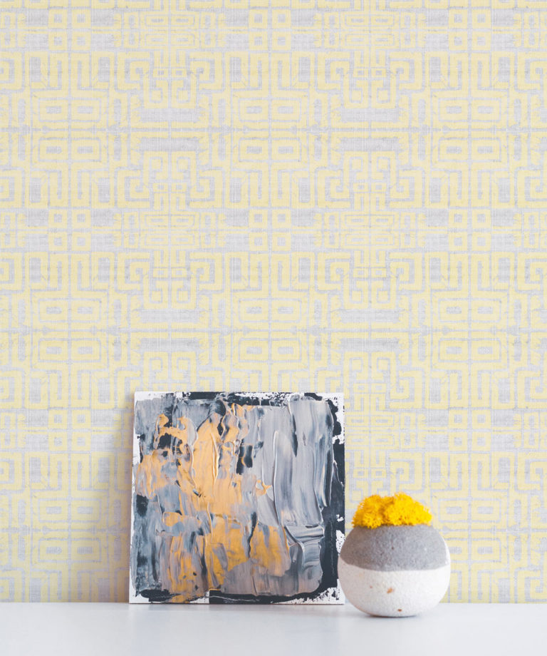 Tribal Wallpaper Pattern Popcorn