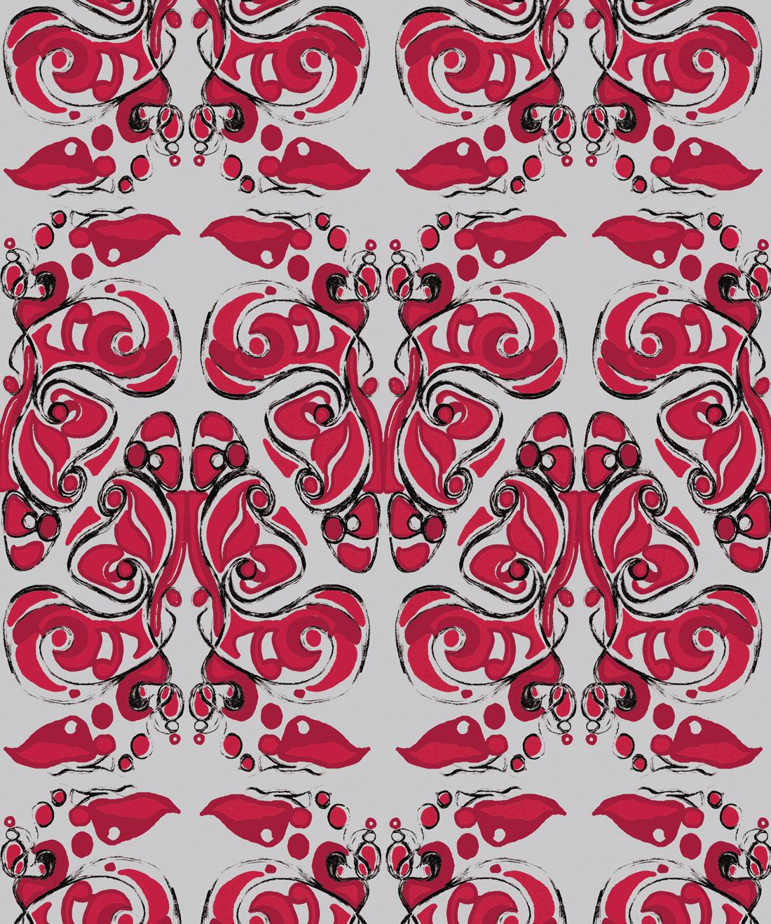 Bohemian Wrap Wallpaper