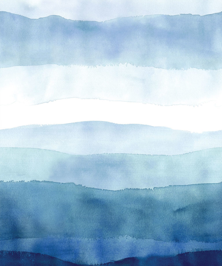 blue watercolour wallpaper