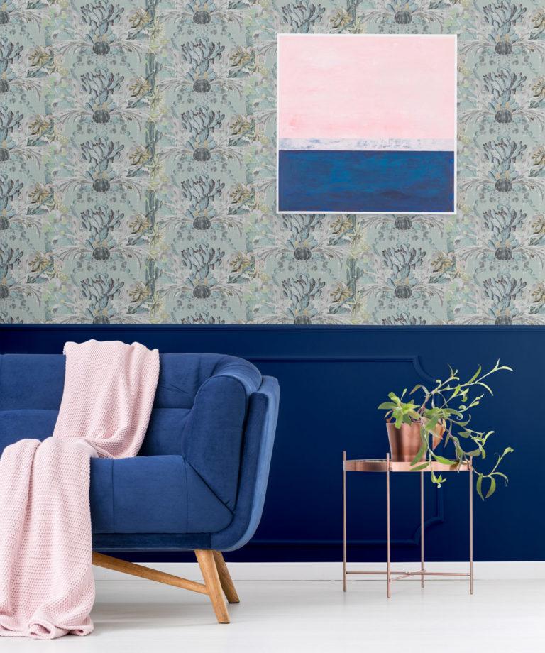 Cactus wallpaper - Designer Collection