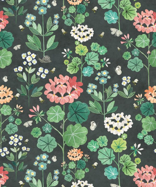 Sophie's Garden Kids Wallpaper