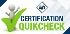 Certification Quik Check