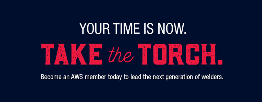Your time is Now. Take the Torch